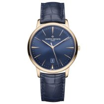 Vacheron Constantin Patrimony Rose gold 40mm Blue United States of America, Iowa, Des Moines