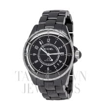 Chanel Ceramic 38mm Automatic J12 pre-owned