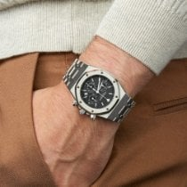 Audemars Piguet Royal Oak Chronograph 26300ST 1990 tweedehands