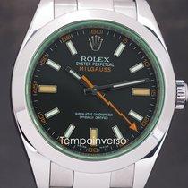 Rolex Milgauss 116400GV 2012 gebraucht