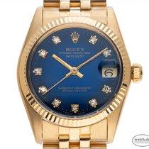 Rolex Datejust 6827 1981 rabljen