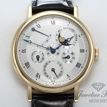 Breguet Yellow gold 39mm Automatic 5327 pre-owned