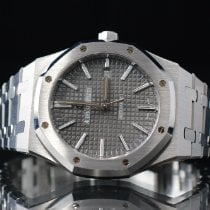 Audemars Piguet 15400ST.OO.1220ST.04 Steel 2018 Royal Oak Selfwinding 41mm pre-owned