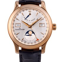 Jaeger-LeCoultre 147.2.41.S Or rose 2010 Master Calendar 40mm occasion