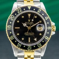 Rolex 16753 GMT-Master 40mm pre-owned United States of America, Massachusetts, Boston