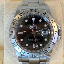 Rolex Explorer II 16570 Ottimo Acciaio 40mm Automatico Italia, Arezzo