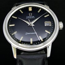 Omega Steel 33mm Automatic 166.002 pre-owned