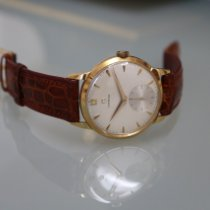 Omega Yellow gold 35,5mm Manual winding Omega Genève Ref. 2685 / Cal. 266 pre-owned