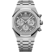 Audemars Piguet Royal Oak Chronograph new 2019 Automatic Chronograph Watch with original box and original papers 26315ST.OO.1256ST.02