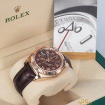 Rolex Sky-Dweller 44mm Brun