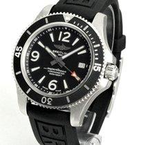 Breitling Superocean II 42 Сталь 42mm Чёрный
