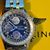 Breitling Old Navitimer Steel Gold Automatic