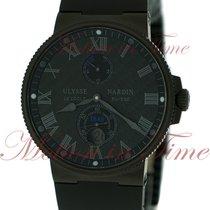 Ulysse Nardin Marine Chronometer 41mm 263-66LE-3C/42 новые