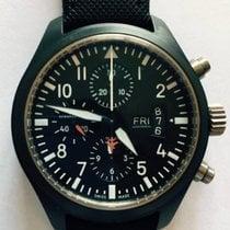 IWC Pilot Chronograph Top Gun Керамика 44mm Чёрный Aрабские Россия, Novosineglazovo