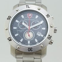 Tonino Lamborghini Steel 44mm Quartz 8I-L1 pre-owned