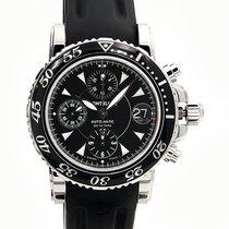Montblanc Sport 42 Chronograph Black Dial