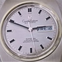Omega Constellation Day-Date automatic chronometer , serviced