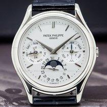 Patek Philippe 3940G Perpetual Calendar 18K White Gold (27710)