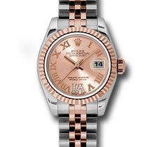 Rolex 179171 pdrj Oyster Perpetual Lady Datejust Watch