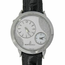 Bertolucci Steel 42mm Automatic 1213 pre-owned