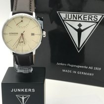 Junkers Steel 40mm Automatic 6060-5 new