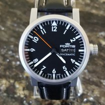 Fortis 40mm Automatic 2012 pre-owned Black
