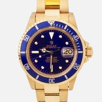 Rolex Submariner 1680/8 Blue Nipple Dial 1974