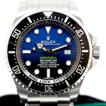 "Rolex Deepsea D-Blue ""James Cameron"" Ref 116660 New Unworn"