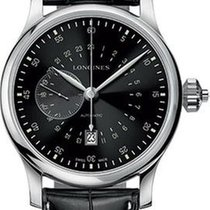 Longines Twenty-Four Hours new Automatic Watch with original box and original papers L27974530