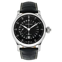 Longines L27974530 Steel 2019 Twenty-Four Hours 47.5mm new