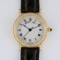 Breguet Ladie's Classique Gold Diamonds Ref 8068