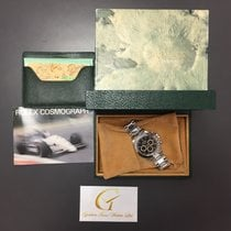 劳力士  Rolex Daytona Zenith 16520 W serial Box and Receipt