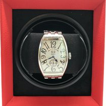 Franck Muller 34mm Automatic 2005 new Casablanca Black