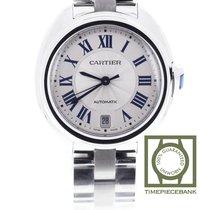 Cartier Clé de Cartier Argent Romain
