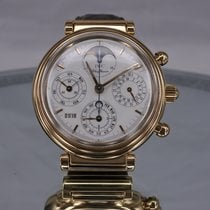 IWC Yellow gold Automatic IW3751-07 pre-owned