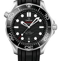 Omega 42mm Automatic 2019 new Seamaster Diver 300 M Black