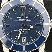 Breitling Superocean Heritage II 42 Сталь 42mm Синий
