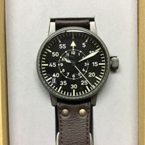 Laco Steel 55mm Manual winding Laco Pilot FL 23883 Type B 55mm pre-owned