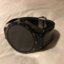 TAG Heuer 46mm Cuarzo 2016 usados Connected Negro