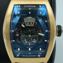 Cvstos Red gold 53.70mm Automatic 42/50-01 RG pre-owned United States of America, California, Costa Mesa