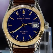Eterna 31mm Automatic pre-owned Matic Blue