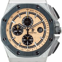 Audemars Piguet Royal Oak Offshore Chronograph new 2019 Automatic Chronograph Watch with original box and original papers 26400SO.OO.A054CA.01