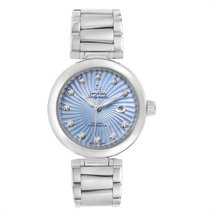 Omega De Ville Ladymatic 34mm Mother of pearl