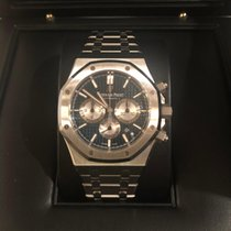 Audemars Piguet 26331ST.OO.1220ST.01 Steel 2018 Royal Oak Chronograph 41mm pre-owned United States of America, California, West Covina