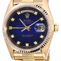 Rolex Day-Date 36 18038 1980 tweedehands