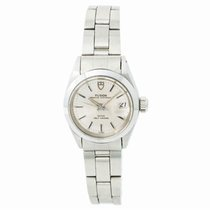 Tudor Prince Oysterdate Steel 28mm Silver No numerals United States of America, New York, New York