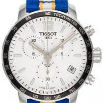 Tissot Steel 42mm Quartz T095.417.17.037.15 new
