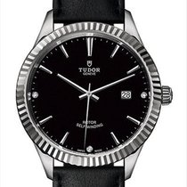 Tudor Style 12710-0025 New Steel 41mm Automatic