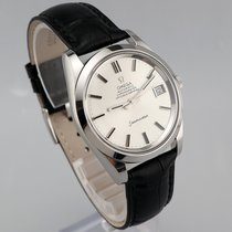 Omega pre-owned Automatic 35mm Silver Plexiglass Not water resistant