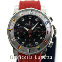 Corum Admiral's Cup (submodel) 985.630.20 2005 pre-owned